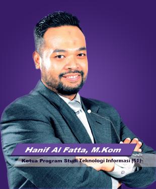 Hanif Al Fatta, S.Kom., M.Kom